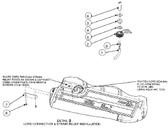 HAYWARD/AQUAVAC TIGERSHARK | SCREW, PT KA 30 x 8 | RCX12009