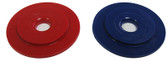 POLARIS | UWF RESTRICTOR DISK, RED & BLUE | 10-112-00