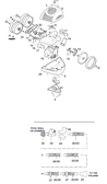 POLARIS | standard hose, white, 28 section box | 5-5600