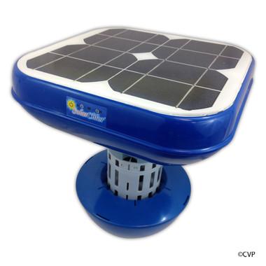 POOL SolarChlor Solar-Powered Chlorine & Ion Generator | SolarChlorXT