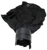 POLARIS | ALL PURPOSE ZIPPERED BAG, BLACK | 9-100-1022