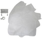 POLARIS | DISPOSABLE FILTER BAG WITH COLLAR (PACK OF 3) | K12