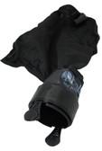 POLARIS   ALL PURPOSE ZIPPERED BAG, BLACK   K23