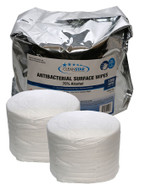Antibacterial 75% Alcohol Surface Wet Wipes 2-Pack