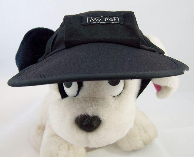 Dog Hat 404 Basicblack From My Pet