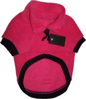 Dog Jumper - HotPink polar fleece