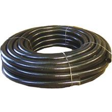 "2"" X 100' HydroMAXX FLEXIBLE PVC (BLACK) SCH 40: (1102200100)"