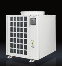 Teco TK 5K Heat Pump 240VAC/ 1Phase 60 Hz. Heater pre installed. No UV available (TK 5)