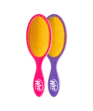Neon Pink & Purple Wet Brush 2 Pack