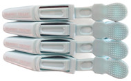 Smart Tech Lock Tight Clips Blue 4 Pack