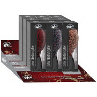 WET BRUSH PRO  DETANGLER  SPARKLE 9PC DISPLAY   LIMITED EDITION-C