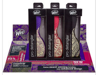 Wet Brush Pro 9-Piece Heavenly Henna Pro Detangler Display-C
