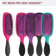 WET BRUSH PRO SHINE ENHANCER -  9 PC ASSORTMENT with Display-