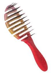 Wet Brush Pro 2.0 Flex Dry Ombre Coral  Vented Brush