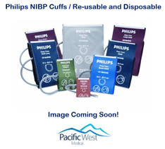 Philips -	Single Care Cuff, Adult