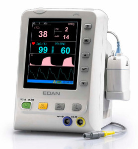Edan CO2 Monitor with CO2/SPO2 Monitoring