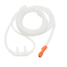 Philips - M4686A NIV Line / Adult Microstream CO2 monitoring supplies, nasal (up to 8 hours), mask, single purpose