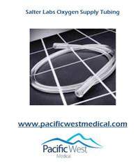 """Salter Labs 1019 3/16"""" I.D. white tubing (100ft. coil)"""