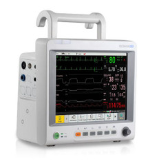 EDAN iM70 Patient Monitor with TouchScreen, CO2, ECG, SPo2, NIBP, Temp, Printer