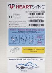 Zoll Pediatric Defibrillator Pads - Zoll HeartSync (Box of 10)
