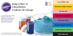 8 Piece Icing Colour Set