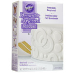 680g White Rolled Fondant Decorator Preferred