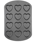 Heart Shaped Whoopie Pie Pan