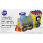 Choo Choo Train Cake Pan Set