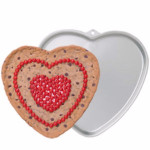 Giant Heart Cookie Pan