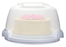 Round Cake Caddy