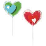 Layered Hearts Fun Pix