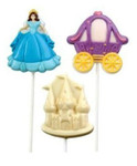 Fairy Tale Large Lollipop Mould