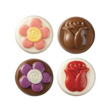 Flowers Cookie Candy Mould