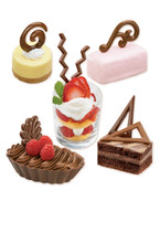 Dessert Accents Candy Mould