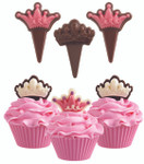 Princess Candy Pick Moulds