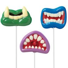 Monster Mouth Fun Face Lollipop Moulds