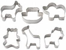 Noah's Ark Mini Metal Cutter Set