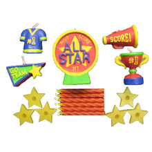 All Star Candle Set