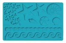 Sea Life Fondant & Gum Paste Mould