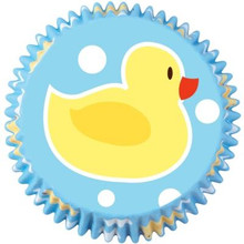 Mini Ducky Baking Cups
