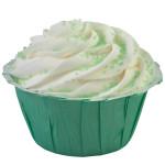 Teal Ruffles Baking Cups