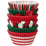 Holiday Standard Baking Cups Tube