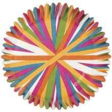 Colour Wheel Baking Cups