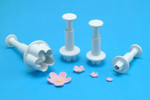 Flower Blossom Plunger Cutters