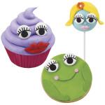 Eyelash Candy Eyeballs