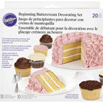 20-Pc. Beginning Buttercream Decorating Set
