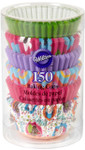 Multi Pack Mini Baking Cups - Pinks