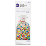 Confetti Squares Party Bags