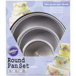 Tiered Trio™ 3pc Cake Pan Set