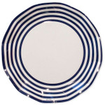 Navy Large Plate - 27cm